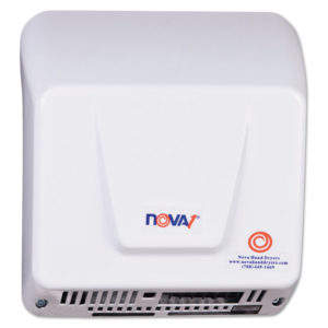 WORLD DRYER® NOVA Hand Dryer