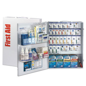 First Aid Only™ ANSI 2015 SmartCompliance General Business First Aid Station