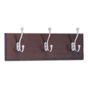 Safco® Wood Wall Racks