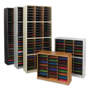 Safco® Value Sorter® Literature Organizers