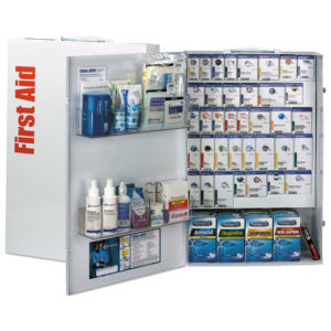 First Aid Only™ ANSI 2015 Compliant Industrial First Aid Kit
