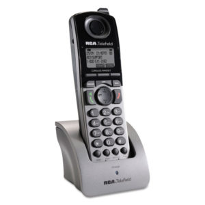 RCA® Additional Cordless Handset for Unison 4 Line Phone System
