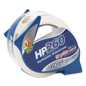 Duck® HP260 Packaging Tape with Dispenser