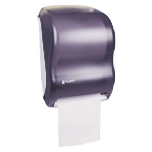 San Jamar® Tear-N-Dry Touchless Roll Towel Dispenser