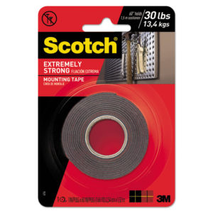 Scotch® Extreme Mounting Tape