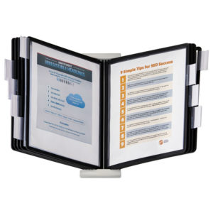 Durable® InstaView® Expandable Desktop Reference System
