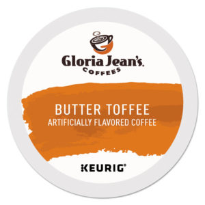 Gloria Jean's® Butter Toffee Coffee K-Cups®