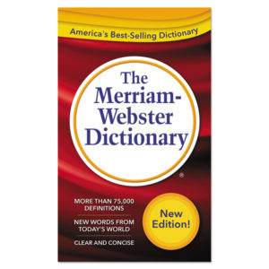 Merriam Webster® Dictionary