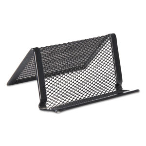 Universal® Deluxe Mesh Business Card Holder