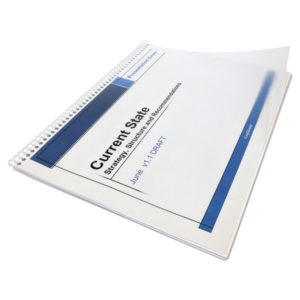 Universal® Transparent Sheets