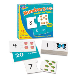 TREND® Fun to Know® Puzzles
