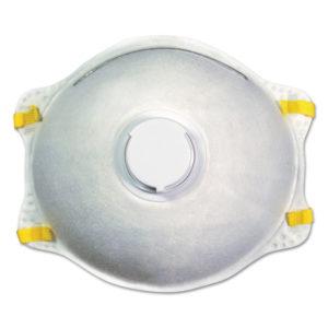 Boardwalk® N95 Disposable Respirator With Valve