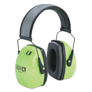 Howard Leight® by Honeywell Leightning® Hi-Visibility Noise-Blocking Earmuffs