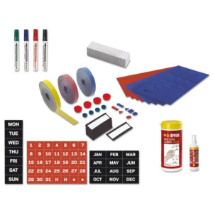 MasterVision® Magnetic Board Accessory Kit