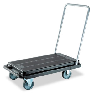 deflecto® Heavy-Duty Platform Cart