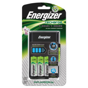 Energizer® Recharge 1 Hour Charger