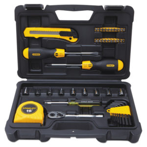 Stanley® 51-Piece Mixed Tool Set