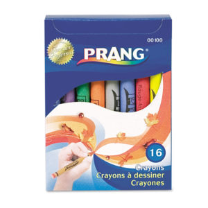 Prang® Crayons Made with Soy