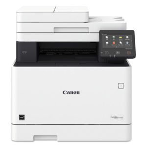 Canon® Color imageCLASS MF731Cdw Wireless Laser Multifunction Printer