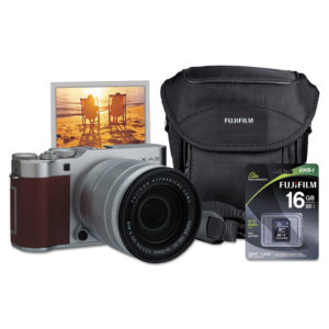 Fujifilm X-A3 Compact Interchangeable Lens Camera