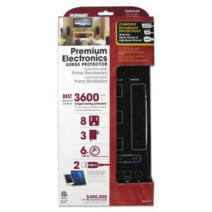 PRIME® Home Entertainment Surge Protectors