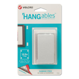 Velcro® HANGables™ Removable Wall Fasteners