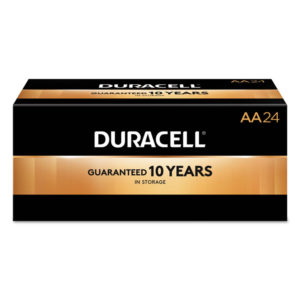 Duracell® CopperTop® Alkaline Batteries