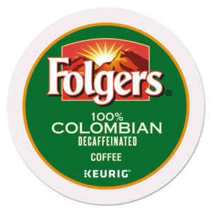 Folgers® 100% Colombian Coffee K-Cups®