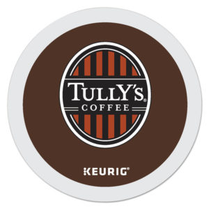 Tully's Coffee® House Blend Coffee K-Cups®