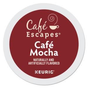 Café Escapes® Café Mocha K-Cups®
