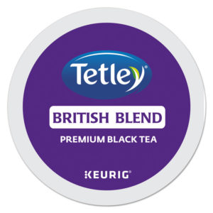 Tetley® British Blend Tea K-Cups®