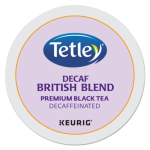 Tetley® British Blend Decaf Tea K-Cups®
