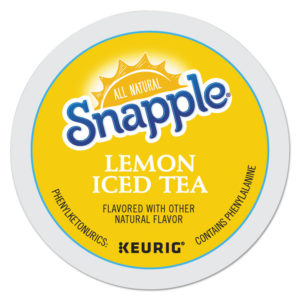 Snapple® Flavored Iced Tea K-Cups®