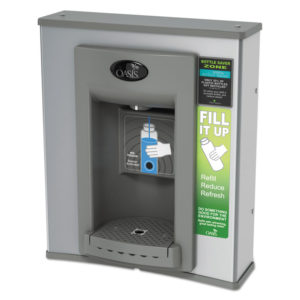 Oasis® Electronic Hands-Free Bottle Filler Retro Fit