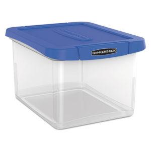 Bankers Box® Heavy Duty Plastic File Storage