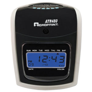 Acroprint® ATR480 Time Clock Bundle