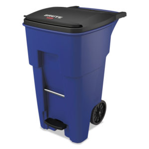 Rubbermaid® Commercial Brute Step-On Rollouts
