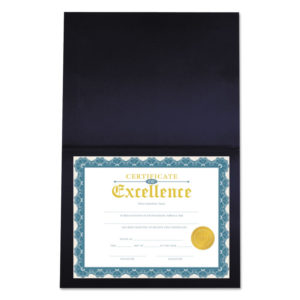 Universal® Certificate/Document Cover