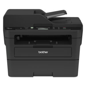 Brother DCP-L2550DW Monochrome Laser Multifunction Printer with Wireless Networking and Duplex Printing