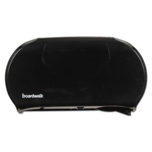 Boardwalk® Jumbo Twin Toilet Tissue Dispenser