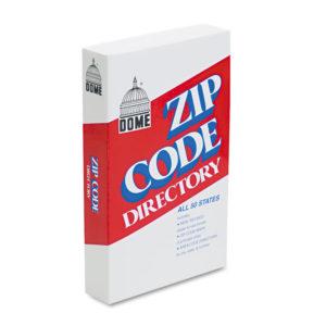 Dome® Zip Code Directory