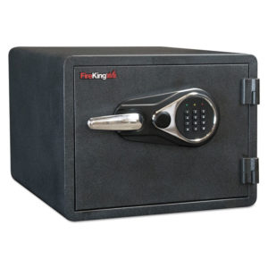 Fireking® One Hour Fire Safe and Water Resistant with Electronic Lock