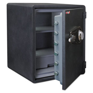 Fireking® One Hour Fire Safe and Water Resistant with Combo Lock