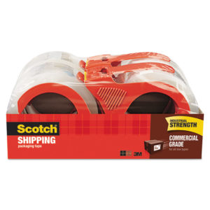 Scotch® 3750 Commercial Grade Packaging Tape