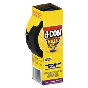 d-CON® Ultra Set Covered Snap Trap
