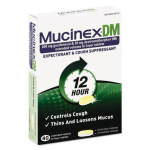 Mucinex® DM Expectorant and Cough Suppressant