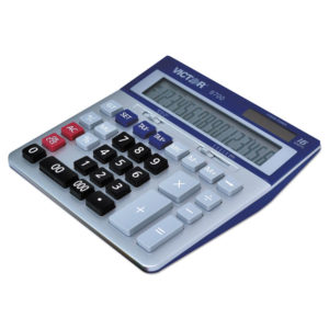Victor® 6700 Large Desktop Calculator