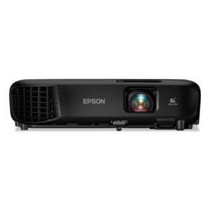 Epson® PowerLite® 1266 Wireless 3LCD Projector