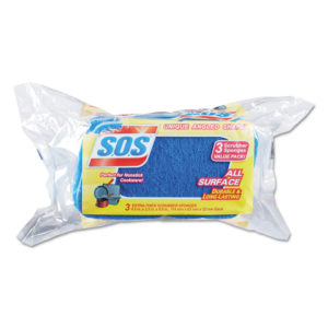 S.O.S® All Surface Scrubber Sponge
