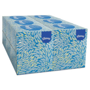 Kleenex® Boutique Box Facial Tissue